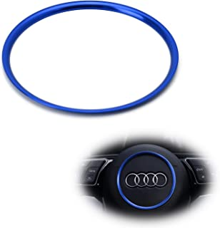Best rs4 steering wheel badge Reviews