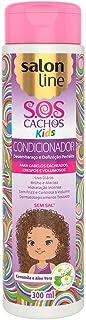 Condicionador Infantil 300ml SOS Kids Unit, Omo