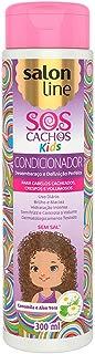 Salon Line Condicionador Infantil SOS Kids, 300ml