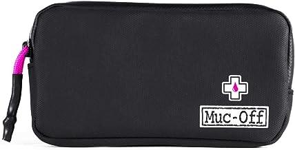 Muc-Off 20278 Regendicht Essentials Case - Stoer 900D polyester zwart waterafstotend opbergzakje - ideaal voor het opberge...