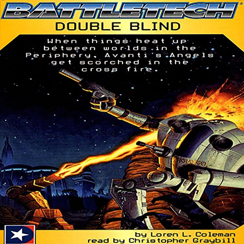 Battletech audiobook cover art