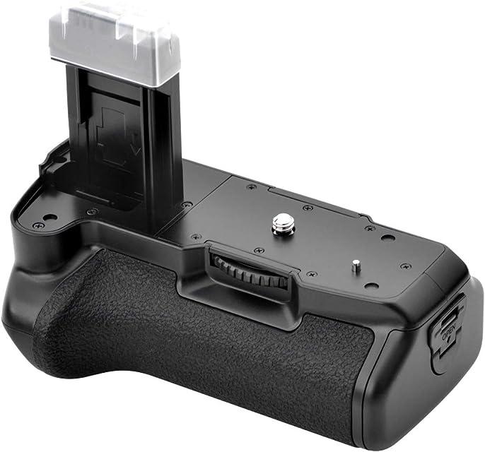 Newmowa BG-E5 Mango de Repuesto Battery Grip para Canon EOS 450D 500D 1000D Kiss X2 Cámara réflex Digital