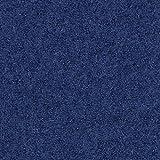 Walkloden – blau — Meterware ab 0,5m — STANDARD 100