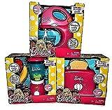 Barbie Mixer Blender Toaster Kitchen Bundle Toy 3 Piece Pretend Play