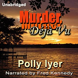 Murder Deja Vu audiobook cover art