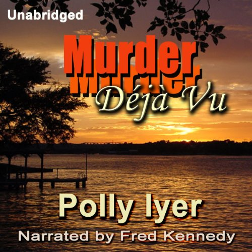 Murder Deja Vu audiobook cover art