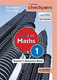 Cambridge Checkpoint Maths Teacher's Resource Book 1