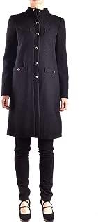 Luxury Fashion Womens MCBI33292 Black Outerwear Jacket | Season Outlet