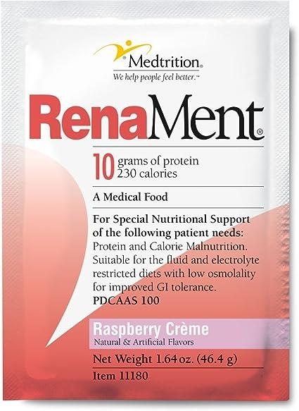 Renament Raspberry Crème (60 Pack)
