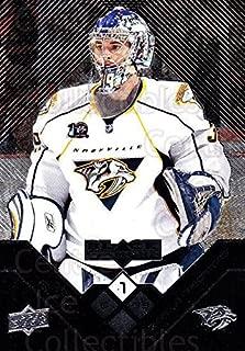 (CI) Dan Ellis Hockey Card 2008-09 Black Diamond (base) 45 Dan Ellis