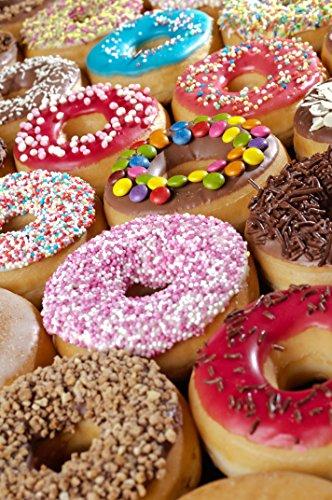 Donut-Mixbox (12 Stück/ungefüllt)