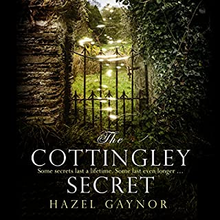 The Cottingley Secret                   By:                                                                                                                                 Hazel Gaynor                               Narrated by:                                                                                                                                 Karen Cass,                                                                                        Billie Fulford-Brown                      Length: 11 hrs and 2 mins     4 ratings     Overall 4.0