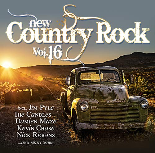 COUNTRY ROCKS USA Candles