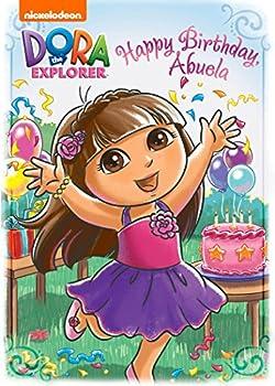 Happy Birthday Abuela  Dora the Explorer