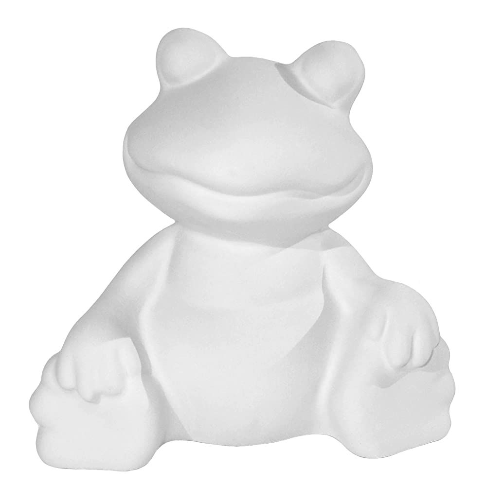 The Lovable Frog - Paint Your Own Ceramic Keepsake