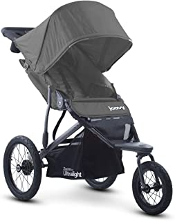Best Joovy Zoom 360 Ultralight Jogging Stroller, Large Canopy, Lightweight Jogger, Extra Large Air Filled Tires, Charcoal Review