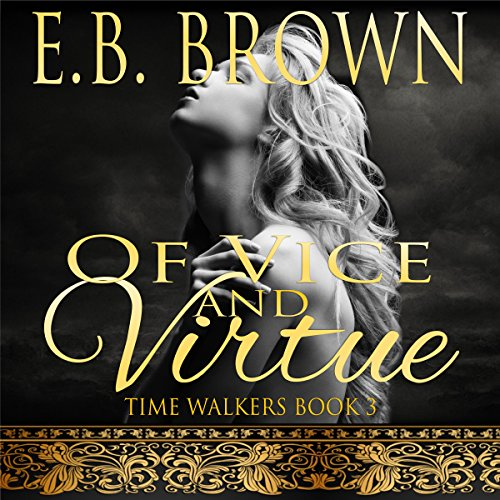 Of Vice and Virtue audiobook cover art