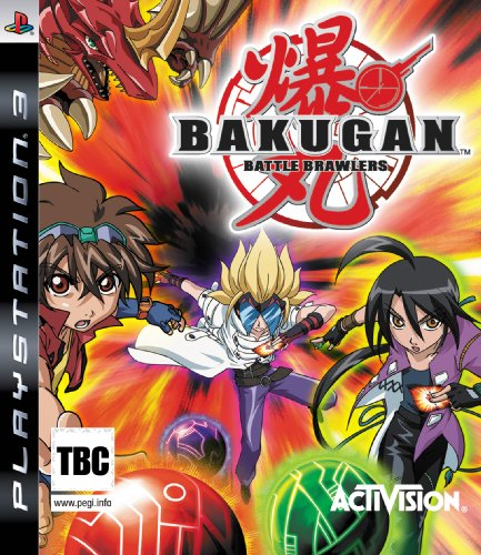 Bakugan: Battle Brawlers (PS3) [import anglais]