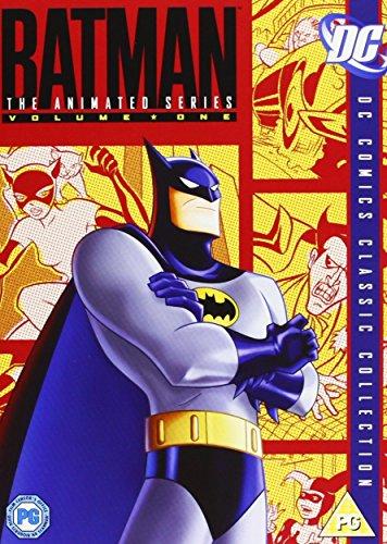 Batman DC Collection - Volume 1 [4 DVDs] [UK Import]