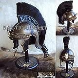 NauticalMart General Maximus Helmet Gladiator Brown