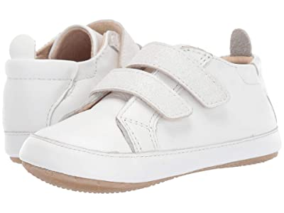 Old Soles Bambini Glam (Infant/Toddler) (Snow/Glam Snow) Girl