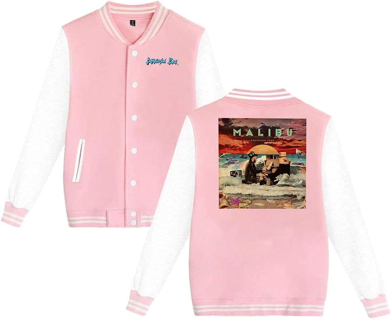 Superior Anderson.Paak Mens Beauty products Slim Fit Varsity Jacket Baseball Sport Coat