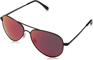 Polaroid P4139 Aviator Sunglasses For Unisex, Multi Color (142 mm)