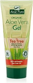 Aloe Pura Aloe Vera Gel Tea Tree 200Ml (1 Pack)