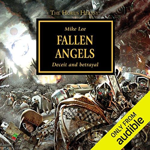 Fallen Angels audiobook cover art