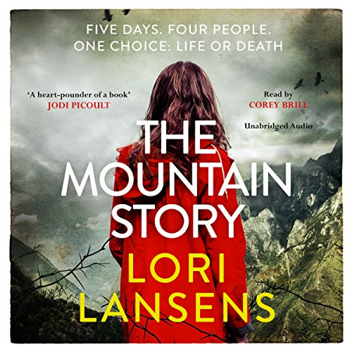 The Mountain Story audiobook cover art