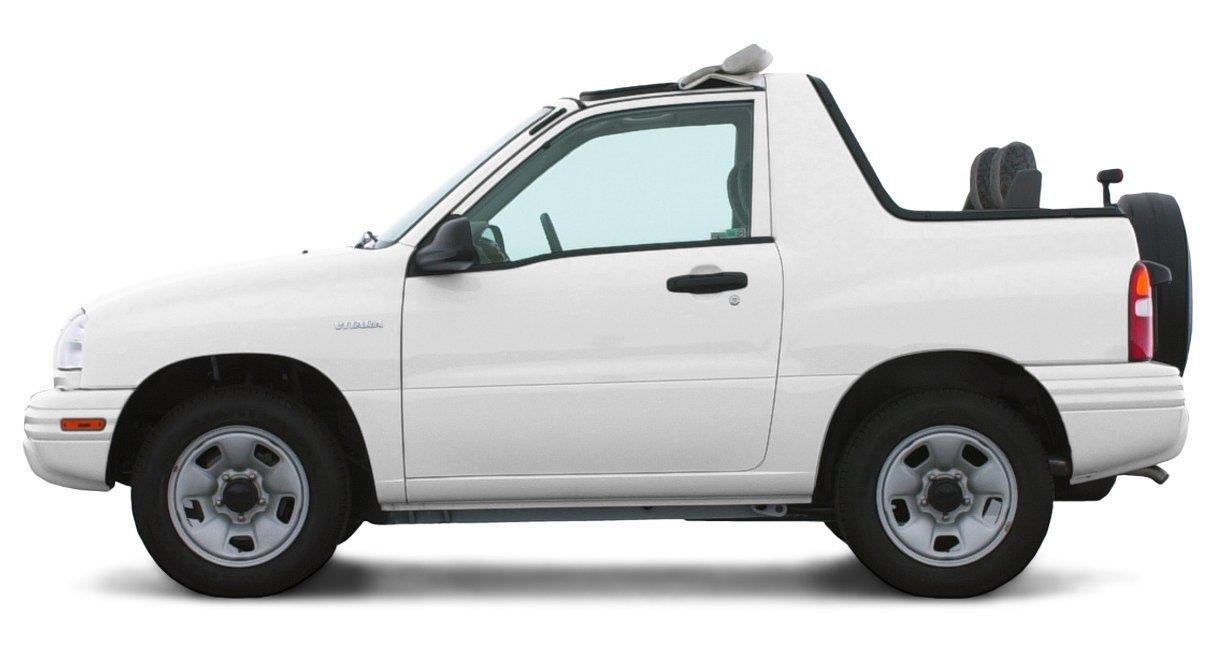 amazon com 2001 suzuki vitara reviews, images, and specs vehicles  2001 suzuki vitara jls, 2 door 2 0l soft top automatic transmission 2