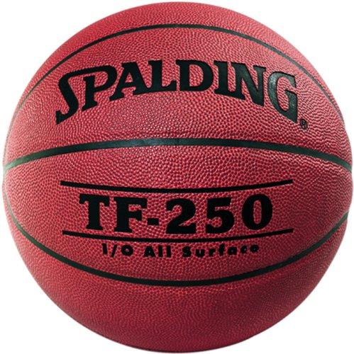 Spalding TF 250 - Balón Baloncesto Naranja - Talla:5