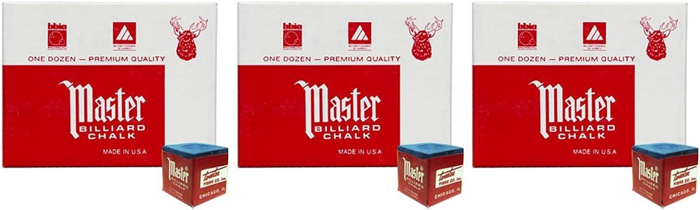 Masters Blau Chalk Chalk Chalk – 3 DOZEN by Tweeten Faser CO B018RQG03Y   Die Qualität Und Die Verbraucher Zunächst  60cde7