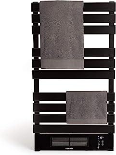 IKOHS Radiateur Sèche-Serviette Électrique, Basse consommation 500 W, Chauffage sèche-Serviettes,Séchage Puissant, LCD, IP...