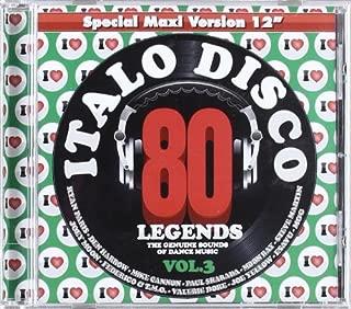 i love italo disco legends vol. 3