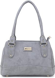 Shining Star Women's Grey Handbag