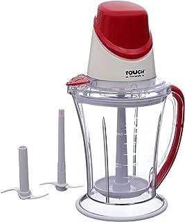 Touch Elzenoky 40515 Meat Chopper 700 Watt, 1.5 Liters - Red