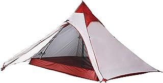 Campingtält, Trädgårdstält, Tipi-tält för vuxna 2-3 Personer Familjecampingtält, Vattentätt vindtätt, Teepee Campingtält f...