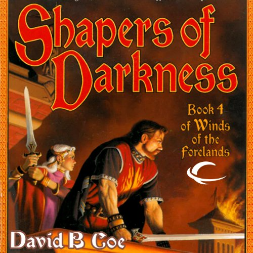 Shapers of Darkness audiobook cover art