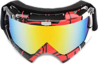 Aooaz Pc Uv Protection Over Glasses Ski Snowboard Goggles For Men Women Youth
