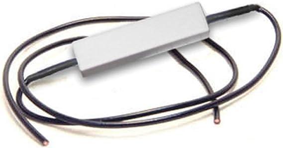 2pz Resistors 10w 18 Ohm Flush 1//6252