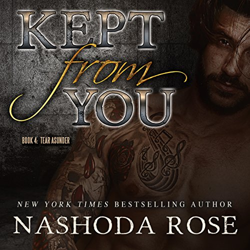 Kept from You audiobook cover art