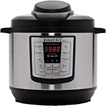 Instant Pot Lux 6-in-1 Electric Pressure Cooker, Slow Cooker, Rice Cooker, Steamer,..