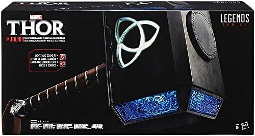 ventas en linea Avengers Legends - Thor Martillo (Hasbro C1881EU4) C1881EU4) C1881EU4)  tienda de pescado para la venta