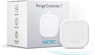 Aeotec Range Extender 7 Zwave Repeater Work with Zwave Hub SmartThings Fibaro (One Pack)