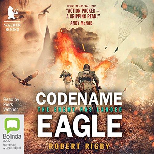 Codename Eagle: Paul Hansen, Book 2 audiobook cover art