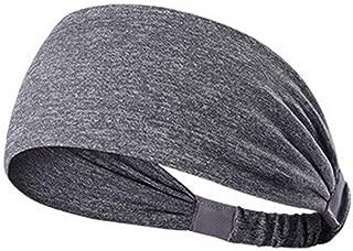 LENXH Neutral Hair Band, High Elastic Hair Band, Sports Headband, Solid Color Hair Ring, Fashion Headband