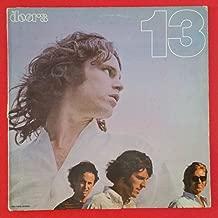 DOORS 13 LP Vinyl VG+ Cover VG Pic Sleeve Elektra EKS 74079
