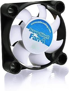 AABCOOLING Super Silent Fan 4 - Un Silencioso y Muy Efectivo Ventilador 40mm para Impresora 3D, Ventiladores, Fan 4cm, Fan PC, 4500 RPM 17,9 dB