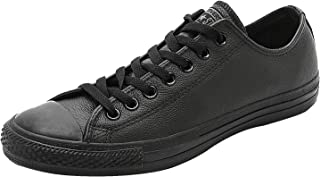 Converse Womens Unisex-Adult Mens Chuck Taylor All Star Leather Low Top